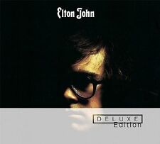 Elton John Self Titled Deluxe Edition CD x 2