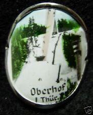Oberhof Round used hiking medallion stocknagel G0704