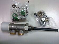 "Valvula monotubo ORKLI 1/2"" para radiadores de aluminio, panel, etc"
