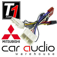 Connects2 CT10MT01 Mitsubishi Bluetooth Parrot SOT Lead T-Harness ISO Adaptor