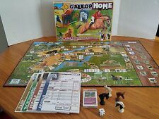 Gallop Home Board Game Horse Training 2-4 Players Age 5+