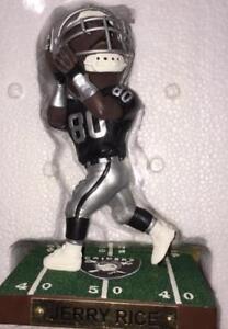 Jerry Rice Oak Raiders Upper Deck Game Breakers 03 Oakland Raiders Figure Statue