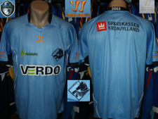 RANDERS FC Warrior Home 2014/2015 Denmark Jersey Shirt Denmark Superliga