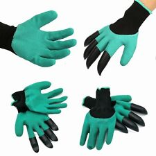 New pair perfect gloves for your garden plants easy gardenning