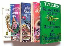J. R. R. TOLKIEN COLLECTION: LORD OF THE RINGS, WOOTTON, FARMER GILES & BOMBADIL