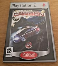 Need For Speed: Carbon Sony PlayStation 2 PS2 Video Game FREE P&P