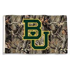 Baylor Bears Basketball 3' x 5' Flag  NCAA Licensed Camo