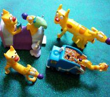 Nickelodeon Catdog Toy Lot of 4! (1999)