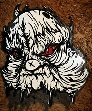 """""""Wrinkles"""" Grominator lapel (hat) enamel pin from Phatpins limited edition 100"""