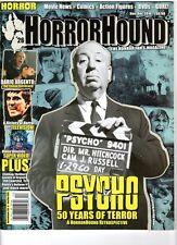 WoW! HorrorHound #26 Psycho! Dario Argento! History Of TV Horror! The Exorcist!