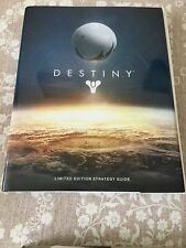 Destiny Limited Edition Strategy Guide Xbox