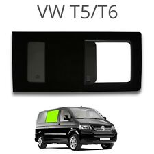 Right opening window (privacy) for VW T5 / T6 - EUROPEAN LEFT HAND DRIVE For a s