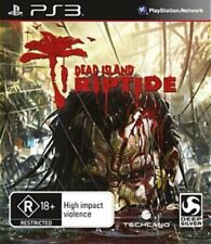 Dead Island Riptide Playstation 3 PS3