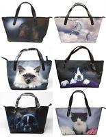 Brand New Thomas Calvi Animal Print Ladies Handbags!! Great Value, FREE P&P!!
