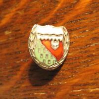 Northwest Territories Lapel Pin - Vintage Canada Territory Canadian Crest Pin