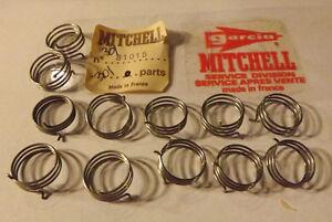 12 Nos Garcia Mitchell 301 304 306 406 401 340 Fishing Reel Bail Springs 81015