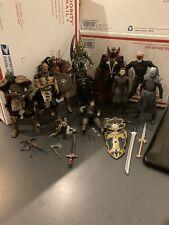 McFarlane Spawn Game Of Thrones Hellraiser Action Figure Lot