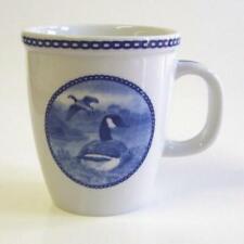 Porcelain Hunting Mug - Canada goose - Made in Denmark