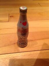 "Coca Cola light Flache Glas 0,2L, Limited Edition "" Du bist echt sexy"", Neu"