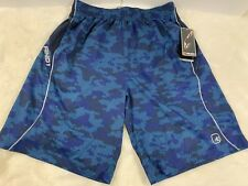And1 Helium Lightweight Basketball Athletic Board Shorts Quick Dry Mens Size Xl