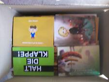 200 stück postkarte postkarten werbung für gewinnspiele oder zum sammeln