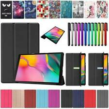 "Patterns Leather Stand Case Cover For Samsung Galaxy Tab A 10.1"" 2019 T510 T515"
