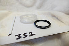 ASAHI PENTAX    37.5mm , T43 ,  close-up  camera lens Filter  with case for 110.