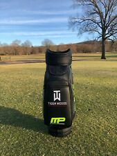 New Never Used Tiger Woods Official MusclePharm Staff Bag RARE
