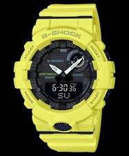 GBA-800-9A Yellow Casio G-shock Bluetooth Watches Brand-New