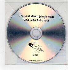 (FV561) The Last March, God Is An Astronaut - 2014 DJ CD