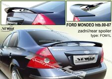 SPOILER REAR TRUNK BOOT FORD MONDEO MK3 MKIII WING ACCESSORIES