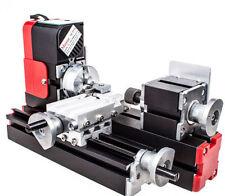 Multifunction DIY CNC Mini Wood Metal Lathe Machine 20000r/min fr Woodworking @@