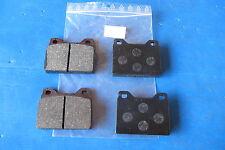 Plaquettes de freins avant pour: Volvo: 142 S, 144 S et 145 S, 242 L et DL, 244,