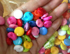 Mixed 300pcs Round shape plastic buttons sewing/scrapbook Baby Pretty clothing