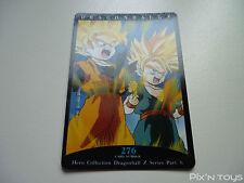 Carte Dragon Ball Z Card DBZ / Hero Collection Part 3 - N°276 / NEW