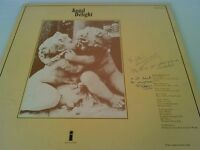 ** SIGNED ** FAIRPORT CONVENTION - ANGEL DELIGHT LP / UK ISLAND ILPS 9142
