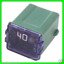 *Pack of 3 *  40 Amp J Type Fuse Short Car Slow Blow [30485]