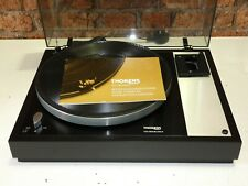 Thorens TD 160B MKII Vintage Hi Fi Separates Record Vinyl Deck Player Turntable