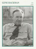 Starfilmkarte: Gene Hackman- Edito Service