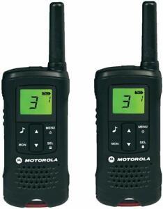Motorola TLKR T60 Two-Way Radio Twin Pack