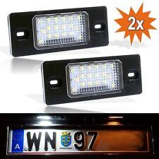 LED Kennzeichenbeleuchtung VW Passat 3BG B5 + Golf 5 Variant TÜV-FREI SK