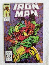 Iron Man #237 (Dec 1988, Marvel) Vol #1 *VF