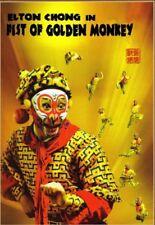 NEW Fist of Golden Monkey (DVD, 2005) Elton Chong, Eagle HAN MOVIE