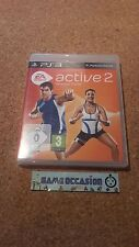 ACTIVE 2 PERSONAL TRAINER /  PS3 SONY PLAYSTATION 3 PAL EN BOITE