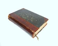 Rare Livre Bible et Astronomie Johann Heinrich Kurtz 1858 B-0365