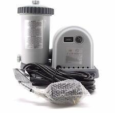 Intex 1500-Gallon Filter Swimming Pool Water Pump Brand NEW FREE SHIPPING