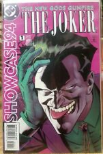 Showcase 1994 Issue # 1 Jan 1994 Dc Comics The Joker New Gods Gunfire Nm-Mint