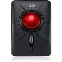 Adesso iMouse T50 - Wireless Programmable Ergonomic Trackball Mouse (imouset50)
