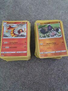 POKEMON CARDS JOB LOT proximately x280 Cards bundle collection
