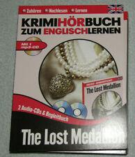 The Lost Medallion. Krimihörbuch zum Englischlernen (3 CD Box, Tandem, 2011)